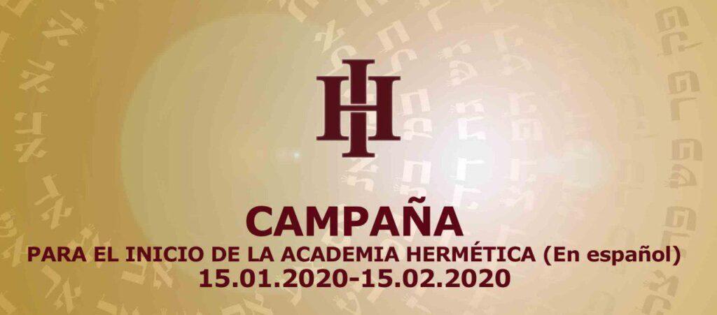 campagna academia hermetica ES